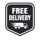 Free Delivery Seal